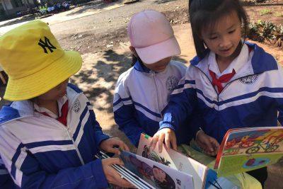 Ngày hội đọc sách 2019 –Ngày vui cho những bạn đọc nhỏ!