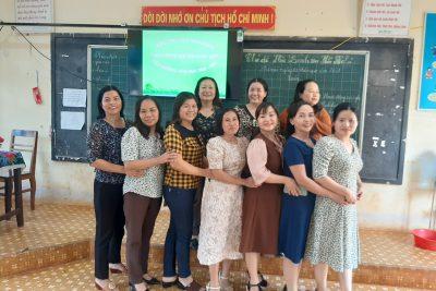 Hội thi giáo viên chủ nhiệm giỏi cấp Tiểu học Năm học 2020-2021