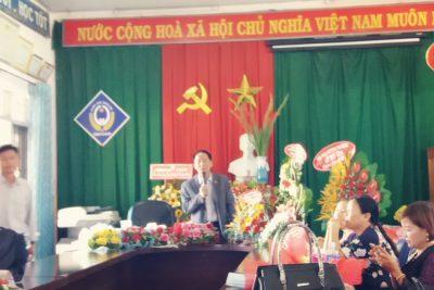 Trường TH Lê Quý Đôn Chào mừng Ngày Nhà giáo Việt Nam 20-11