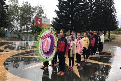 Hoạt động chào mừng 75 năm ngày thành lập QĐND Việt Nam 22/12/1944 – 22/12/2019